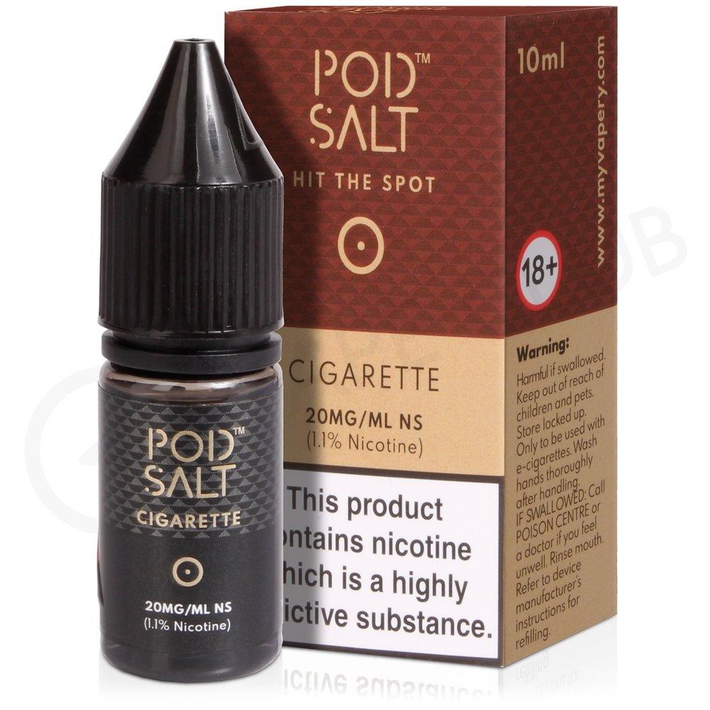 'POD SALT Cigarette 20MG 10ML'
