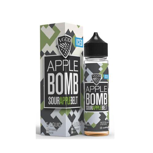 'VGOD Apple Bomb Ice 12mg'