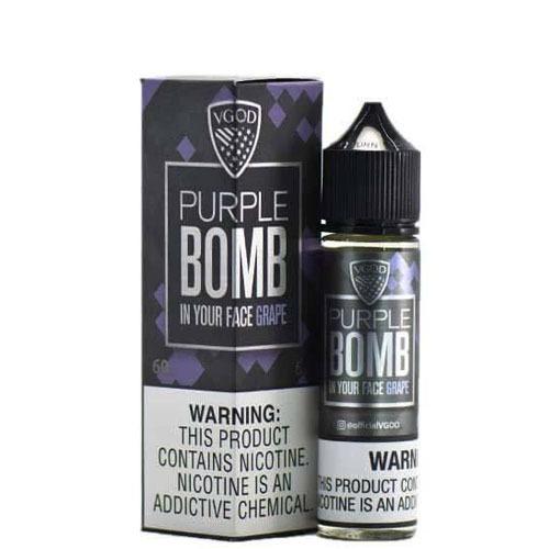 'Vgod Purple Bomb 6mg'