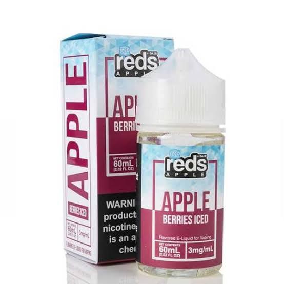 'Daze Apple Berries Ice 12mg'