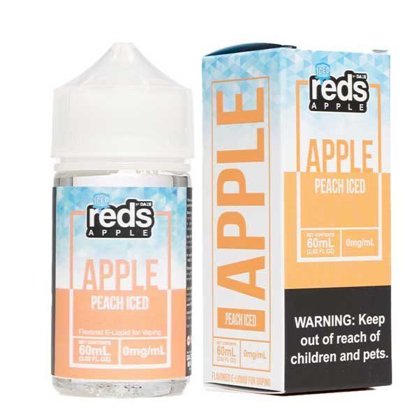 'Daze Apple Peach Ice 12mg'